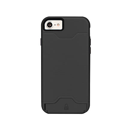 iHome® Card Guard Stealth Case For Apple® iPhone® 7, Black