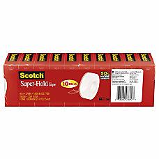 Scotch Super Hold Tape 34 x