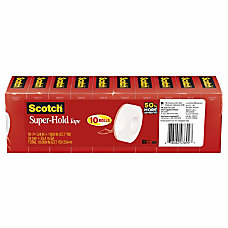 Scotch Super Hold Tape 34 x