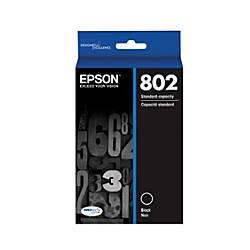 Epson DuraBrite Ultra T802120 S Black