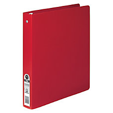 Wilson Jones Flexible Accohide Poly Binders