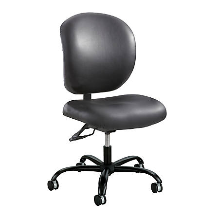 Safco® Alday™ 24/7 Task Chair, Black