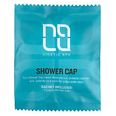 Turtle Bay Shower Caps Case Of