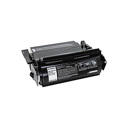 Lexmark™ 24B1439 Black Toner Cartridge