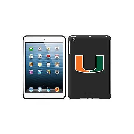 Centon iPad Mini Classic Shell Case University of Miami - For Apple iPad mini Tablet - University of Miami Logo