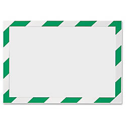 DURABLE Twin color Border Self adhesive