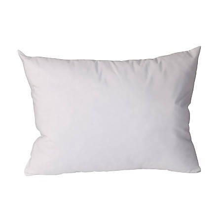 "DMI® Allergy-Relief Hypoallergenic Bed Pillow, 19"" x 27"", White"