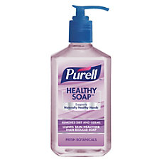 PURELL brand HEALTHY SOAP Fresh Botanicals