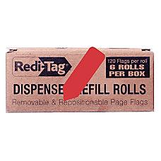 Redi Tag Solid Arrow Dispenser Flags