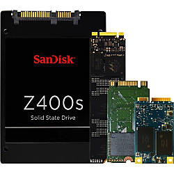 SanDisk Z400s 128 GB Internal Solid