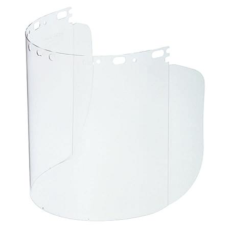 Protecto-Shield Replacement Visors, Dark Green, 8 1/2 x 15 x 0.07