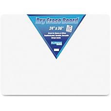 Flipside Unframed Dry Erase Board 24