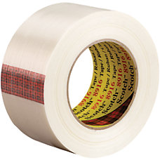 Scotch 8916 Strapping Tape 3 Core