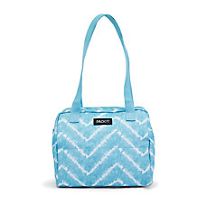 PackIt Freezable Hampton Lunch Bag Aqua