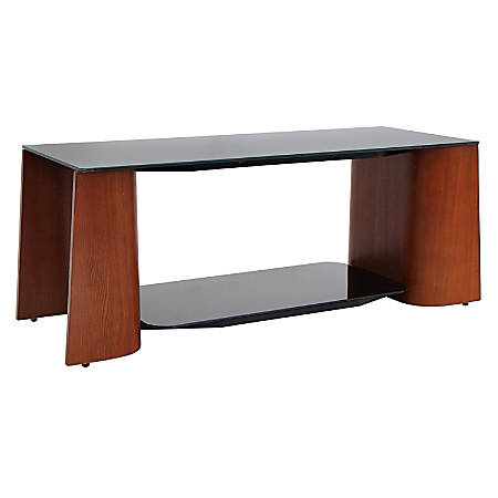 Lumisource Ladder Coffee Table, Black/Wenge