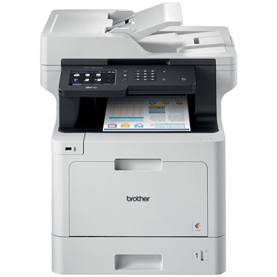 Brother Business Wireless Color Laser All In One Printer Scanner Copier Fax MFC L8900CDW By Office Depot OfficeMax