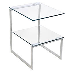 Lumisource 6G Side Table Clear