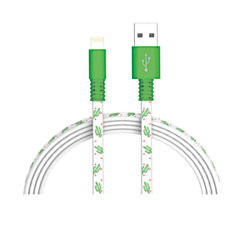 Ativa® Lightning Cable, 6', Cactus, 42705