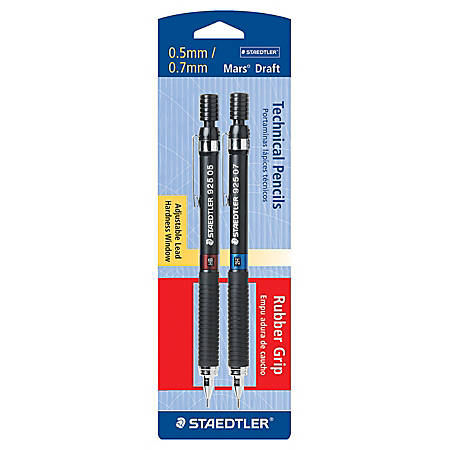 Staedtler® Mars® Technical Drafting Pencils, Pack Of 2