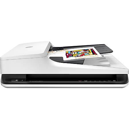 HP ScanJet Pro 2500 f1 Flatbed Scanner Item # 448556