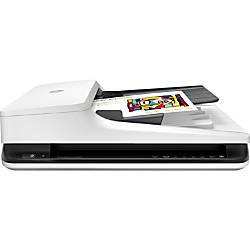 HP ScanJet Pro 2500 f1 Flatbed