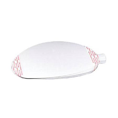 Lens Cover for 7800S Full-Face Respirator, Clear