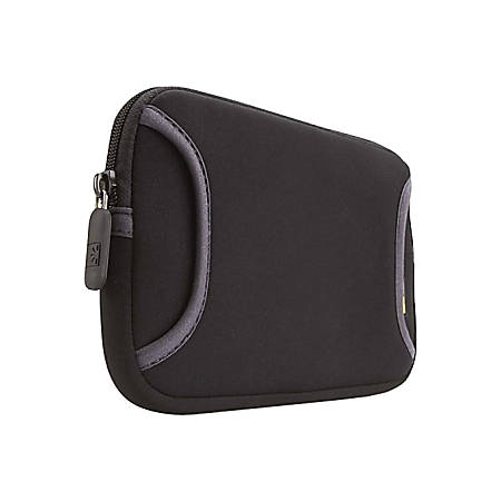 "Case Logic LNEO-7 Carrying Case (Sleeve) for 7"" Tablet PC, Accessories - Black"
