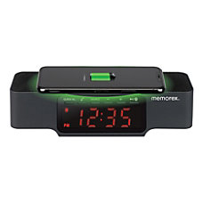 Memorex Digital Clock Radio With Wireless