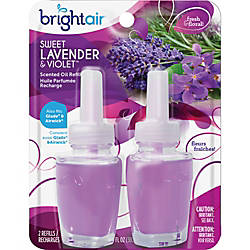 Bright Air Swt LavenderViolet Scented Oil