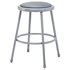 National Public Seating Vinyl Padded Stools