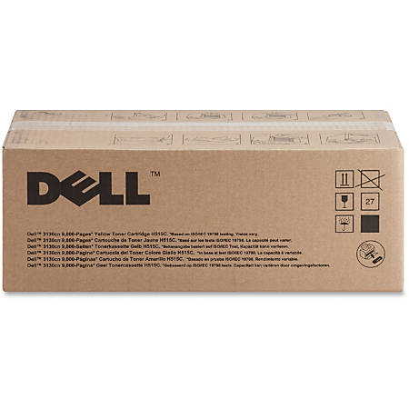 Dell™ H515C High-Yield Yellow Toner Cartridge