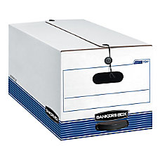 Bankers Box StorFile Storage Boxes Letter