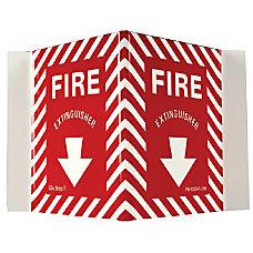 GLOW IN THE DARK FIRE EXTINGUISHER