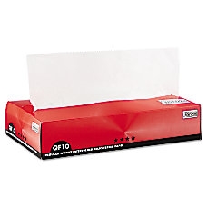 Bagcraft QF10 Interfolded Dry Wax Paper