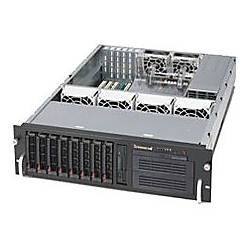 Supermicro SuperChassis SC833T 653B System Cabinet