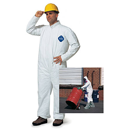 Tyvek® Bunny Suit, 4XL