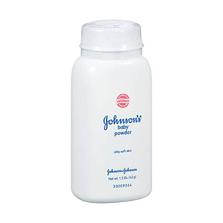 Johnson & Johnson® Baby Powder, 1.5 Oz.
