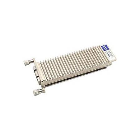 AddOn Alcatel-Lucent XENPAK-10G-ER Compatible TAA Compliant 10GBase-ER XENPAK Transceiver (SMF, 1550nm, 40km, SC, DOM)