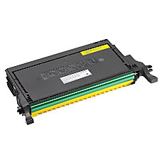 Dell M803K High Yield Yellow Toner