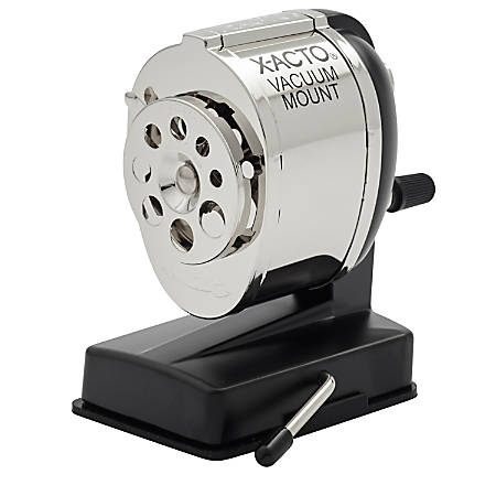 X-ACTO® KS Vacuum Mount Manual Pencil Sharpener