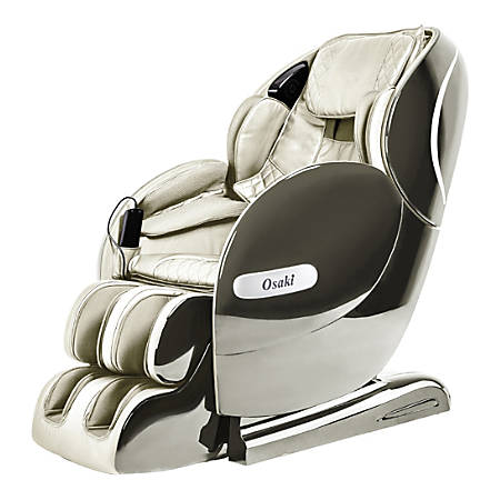 Osaki OS-3D Monarch Massage Chair, Beige