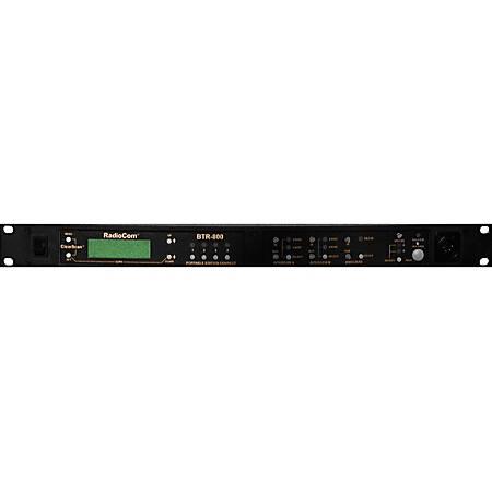 RTS Two-Channel UHF Synthesized Wireless Intercom Base Station
