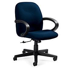 Global Enterprise Low Back Tilter Chair
