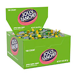 Jolly Rancher Twist Hard Candies Apple