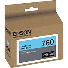 Epson 760 259 ml light cyan