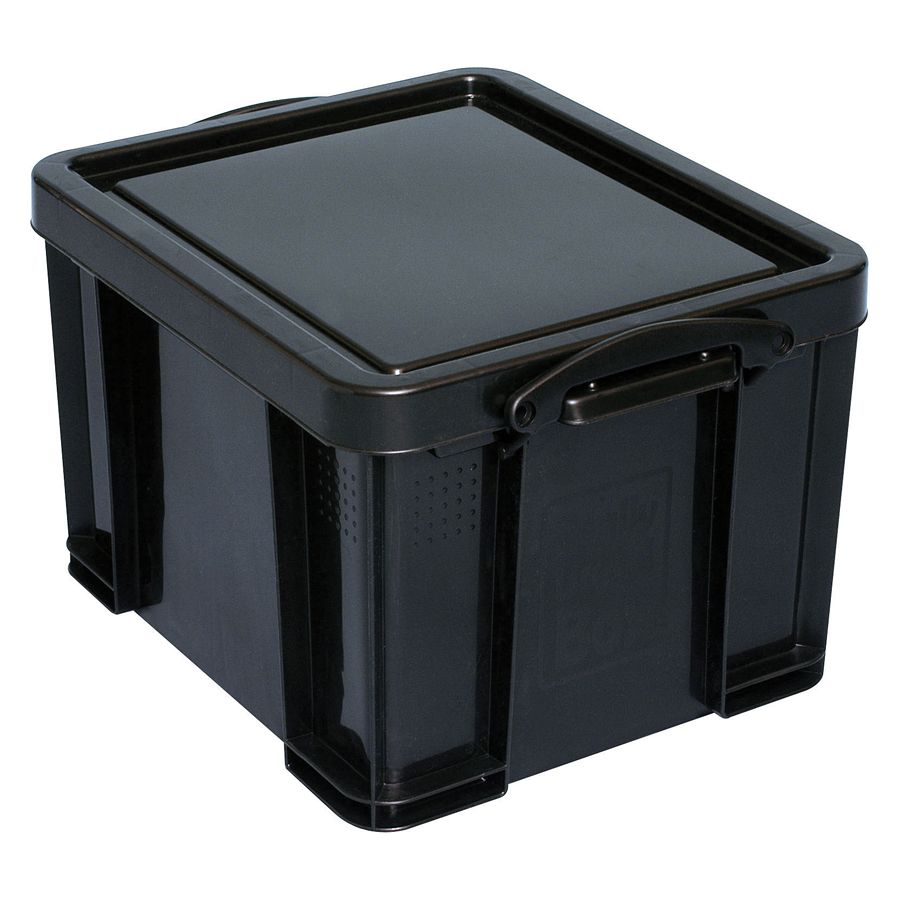 Really Useful Box Plastic Storage Box 32 Liter 95percent Recycled 19
