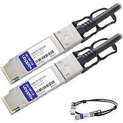 AddOn Enterasys 40GB C07 QSFP Compatible