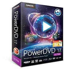 Cyberlink PowerDVD 17 Ultra Download Version