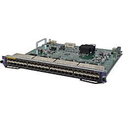 HPE 7500 44 port SFP4 port