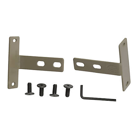 Bush ProPanel™ System Wall Connector Kit, Taupe/Tan, Standard Delivery Service